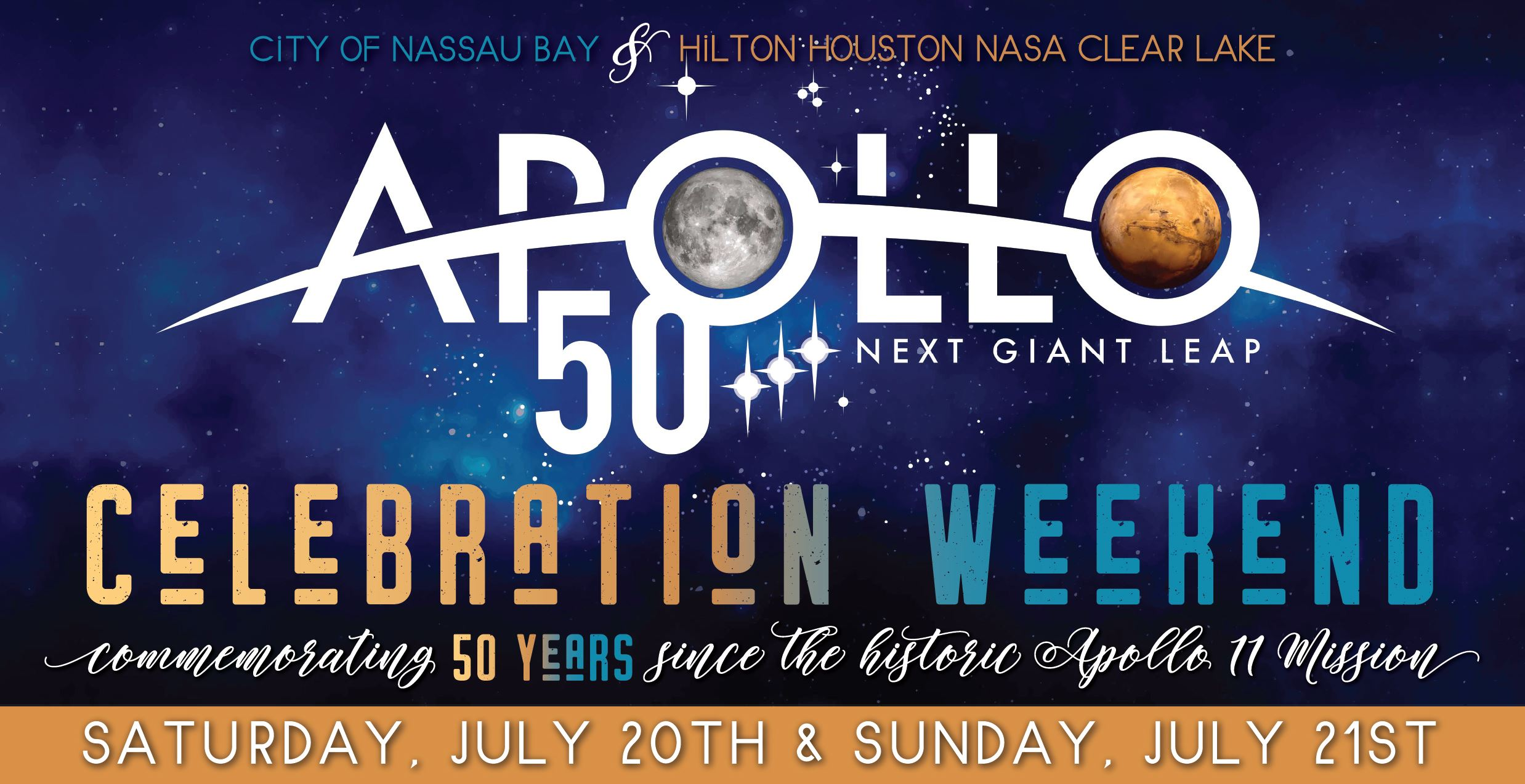 Apollo 50th Celebration