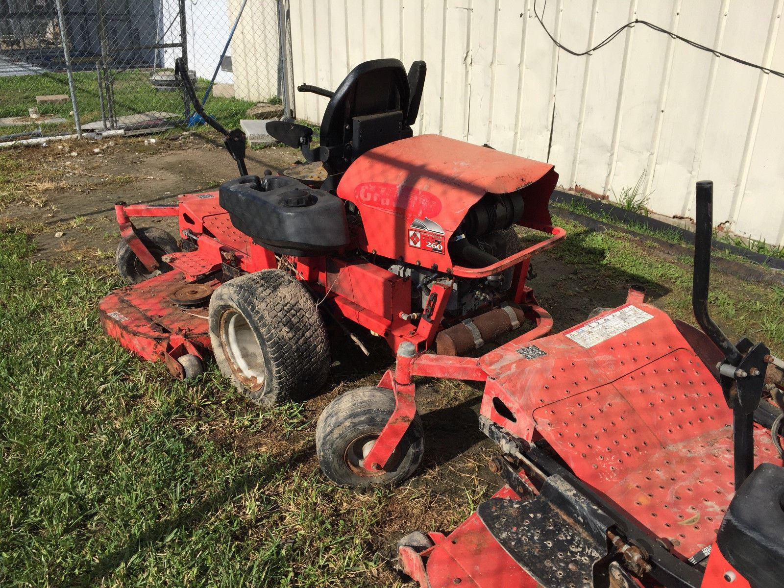 Gravely Pro Turn Commercial Lawn Mower